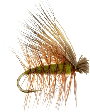 мушка Elk hair caddis.jpg